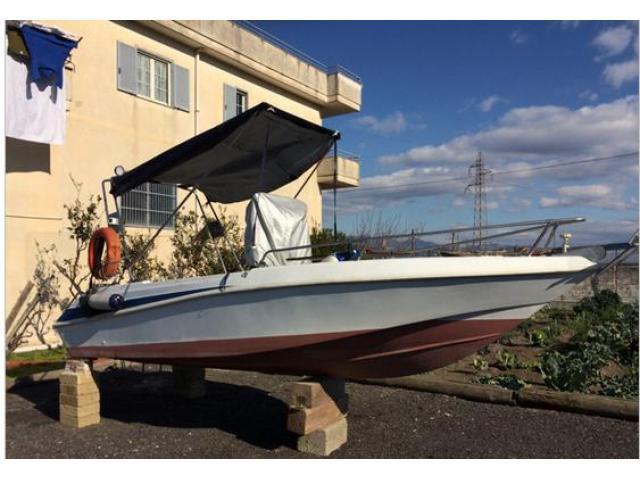 Barca senza motore