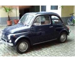 FIAT 500 Anni 70