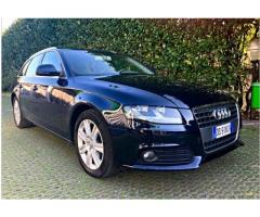Audi A4 2.0TDI DEL 2008 con 180000km full Optional