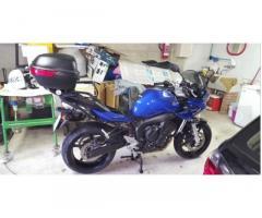 Yamaha Fazer 600 cc. Da vetrina come nuova