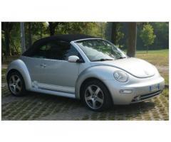 VW New Beetle Cabrio 85000 Km