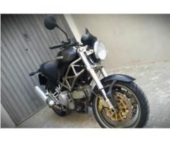 Ducati Monster 620ie Dark '03 - 11.000km