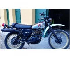 Yamaha xt 500 seconda serie - conservata