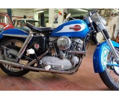 Harley-Davidson XL 1959 - Anni 50