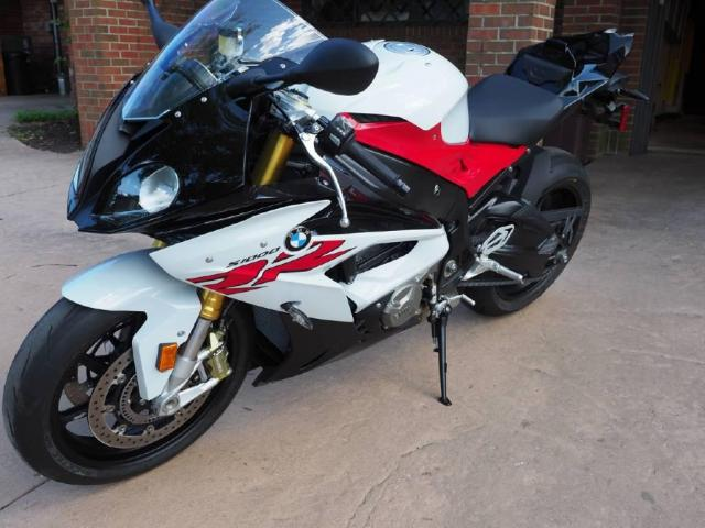 2017 bmw s100rr with excellent condition