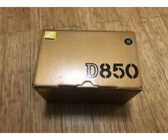 Nikon D850 Fotocamera DSLR