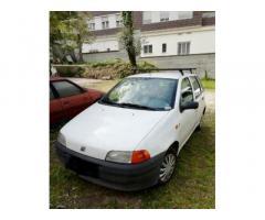 FIAT Punto Sole - 1999, bianca, 5 porte