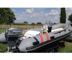Gommone Mistrall 5mt motore e carrello OMOLOGATO