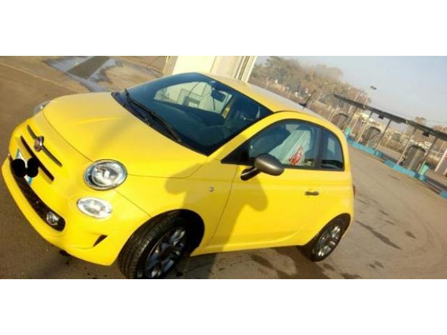 FIAT 500s allestimento Abarth