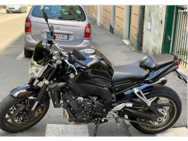 Yamaha fz1 2009 km 1500