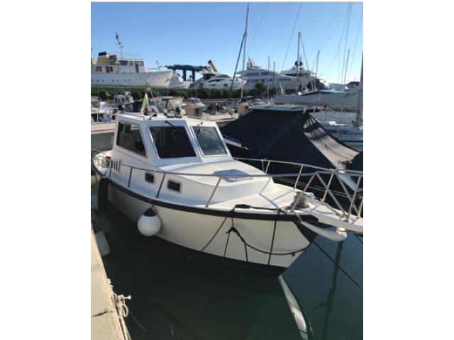 Barca Orion Coral 27