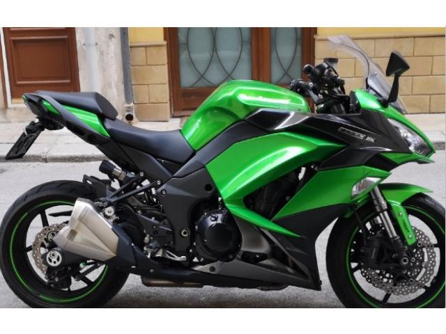 Kawasaki Z 1000 SX - 2017