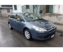C4 anno 2005 full optional 1.6 diesel 90 cv