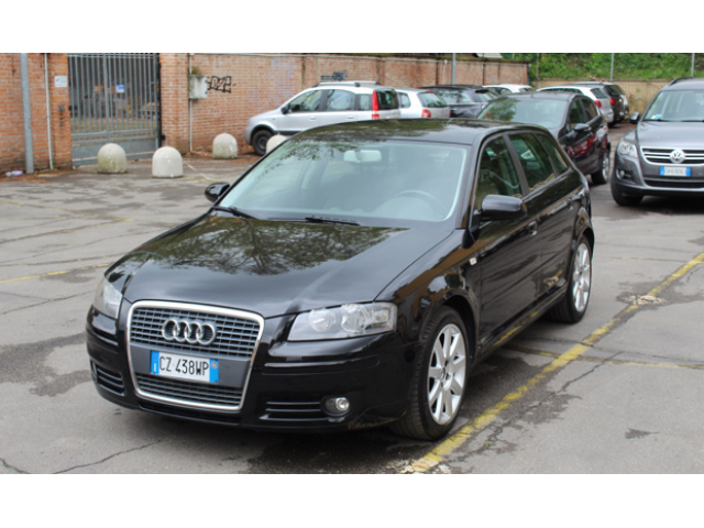 Audi a3 sportback 1.6 16v fsi benz/ GPL