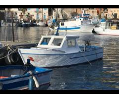 Barca con licenza