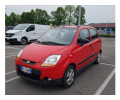 Chevrolet matiz 800 Gpl unico proprietario