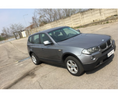 Bmw X3 2,0 Diesel X Drive 4x4 Cambio Manuale