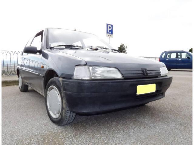 Peugeot 106 Metano km 114000 iscritta registro storico Asi