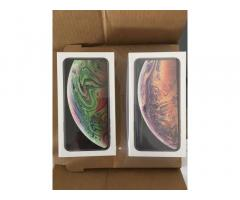 iPhone XS 64GB 380EUR iPhone XS Max 400EUR iPhone X 300EUR