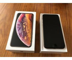 Apple iPhone XS 64GB = €400 ,iPhone XS Max 64GB = €430
