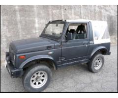 Suzuki sj 413 benzina gpl benvenuti auto