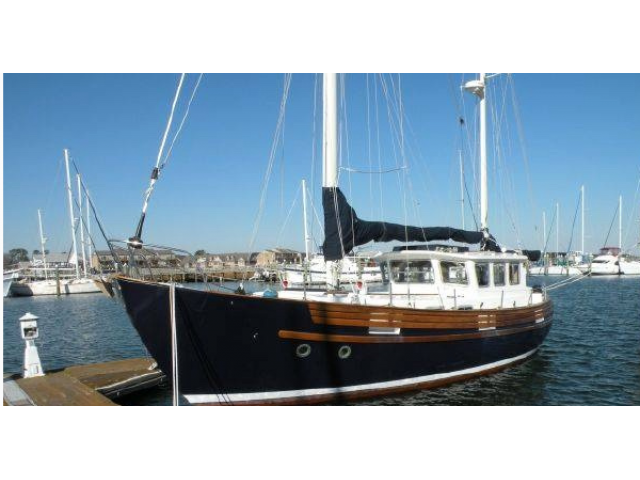 Fisher 30 refit 2019