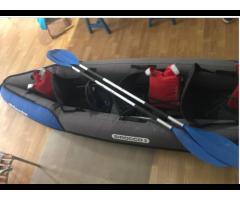 CANOA kayak gonfiabile Sevylor Sirocco PRO 3