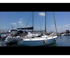 Barca a vela 9,35 mt con doppie cabine