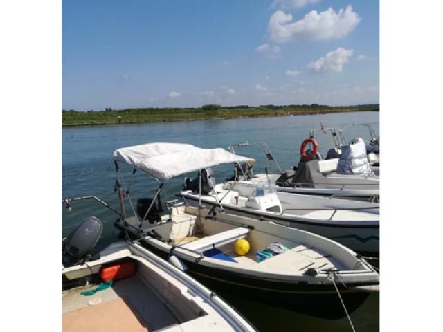 Barca tuccoli mt 4.70