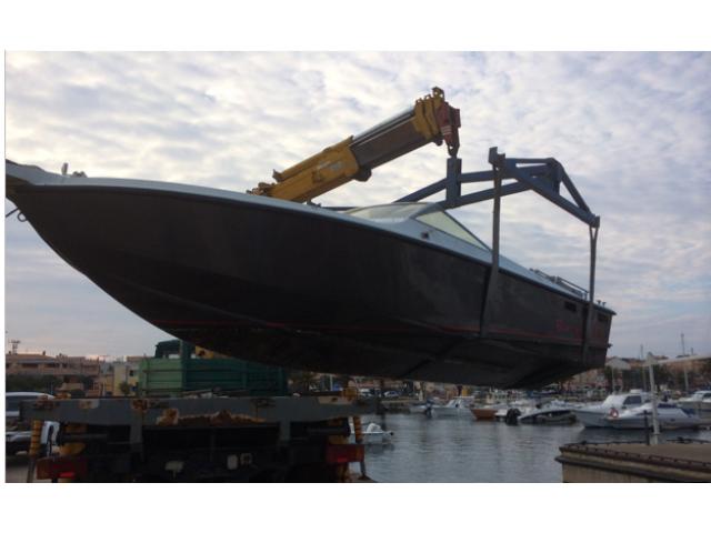 Barca Motoscafo