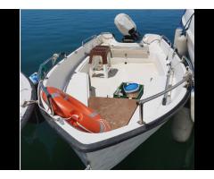 Barca con posto barca