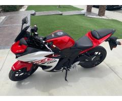 2015 Yamaha YZF R3