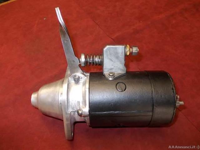 Motorino avviamento Citroen 2 CV-AMI-Dyane