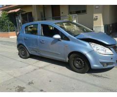 Opel corsa 5 porte 1.2 benzina