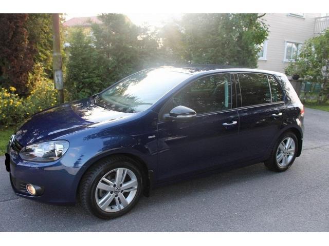 La mia nuova Volkswagen Volkswagen Golf.