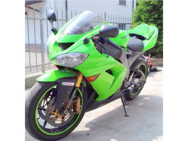 Moto da Pista Kawasaki Ninja 1000 ZX 10 R Condividi: