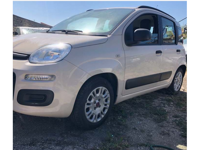 Fiat panda easy power Gpl