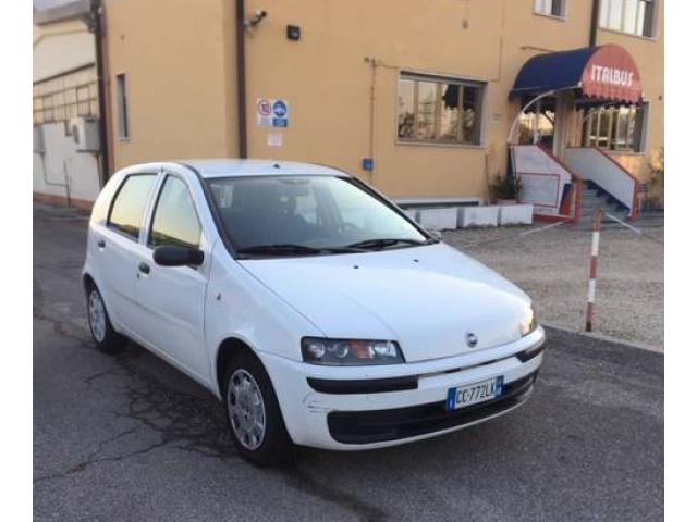 Fiat Punto km 163000