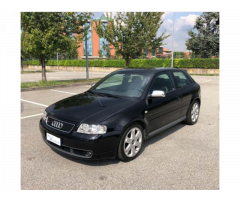 Audi S3 1.8 turbo cat quattro 224 CV