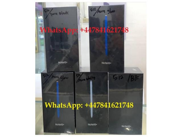 Samsung Note 10+ €530 EUR Apple iPhone 11 Pro WhatsAp +447841621748