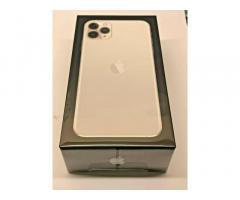 Apple iPhone 11 Pro 64 GB € 580 iPhone 11 Pro Max 64 GB € 610