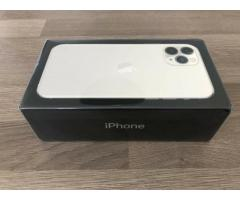 Apple iPhone 11 Pro 64 GB € 580 iPhone 11 Pro Max 64 GB € 610