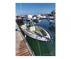 Barca 6mt open motore Evinrude