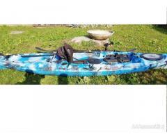 Kayak da pesca o escursionismo