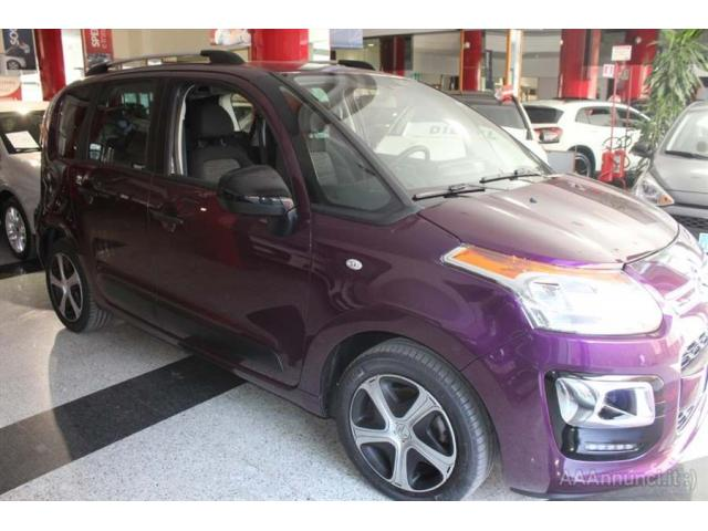 Citroen C3 Picasso 1.6 Hdi Executive del 2017