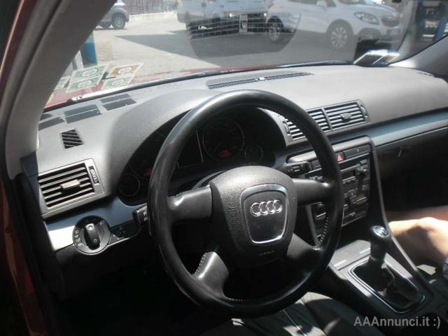 Audi A4 Avant 2.0 Tdi anno 2005