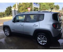 Jeep Renegade 1.6 120 CV Mjt Limited del 2017