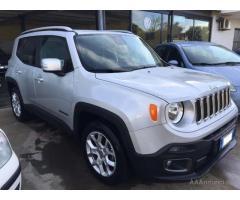 Jeep Renegade 1.6 120 CV Mjt Limited del 2017