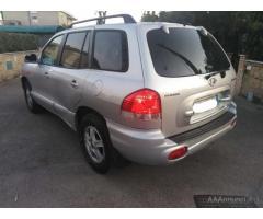 Hyundai santa fe' 2.0 crdi aut.ca – 2004