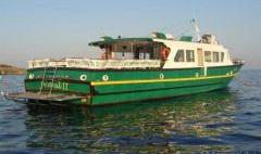 Barca trasporto passeggeri